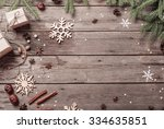 Small photo of Christmas background