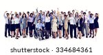 group business people... | Shutterstock . vector #334684361
