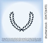 wheat vector icon   Shutterstock .eps vector #334726451