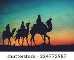 Three Kings Desert Star Of...