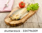 Smoked Kipper With Tomato And...