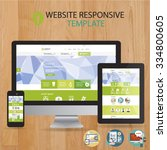 website template responsive