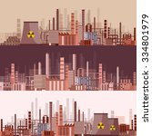 vector illustration. set of... | Shutterstock .eps vector #334801979