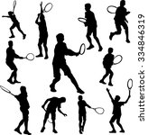 Tennis Player Collection 1  ...
