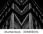 Abstract Architecture Black An...
