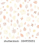 seamless vector color patter... | Shutterstock .eps vector #334955051