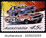 Australia   Circa 2002  A Stam...