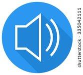 sound outline icon  speaker...