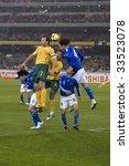 melbourne   june 17  australian ... | Shutterstock . vector #33523078