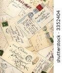 Random Vintage Postcards  1907...