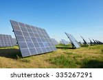 photovoltaic panels for...   Shutterstock . vector #335267291