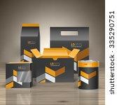 classic black promotional... | Shutterstock .eps vector #335290751