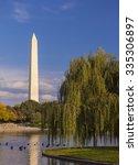washington  dc usa   october 23 ...   Shutterstock . vector #335306897
