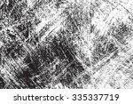 distress overlay texture for... | Shutterstock .eps vector #335337719