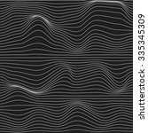 abstract vector background.... | Shutterstock .eps vector #335345309