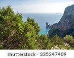 sardinia  awesome baunei coast | Shutterstock . vector #335347409
