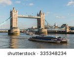 Tower Bridge  Symbol Of London...