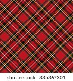 Tartan Plaid Pattern Vector...