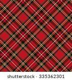 tartan plaid pattern vector...