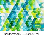 abstract  background with... | Shutterstock .eps vector #335400191