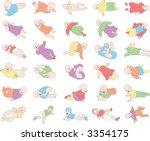 children | Shutterstock .eps vector #3354175
