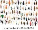 a selection of traditional... | Shutterstock . vector #335438357