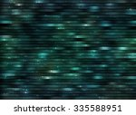 abstract shiny blue and green...   Shutterstock . vector #335588951