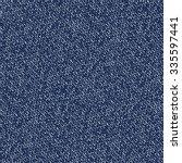 abstract indigo melange flecked ... | Shutterstock .eps vector #335597441