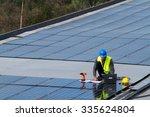 photovoltaic | Shutterstock . vector #335624804