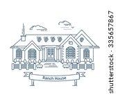 real estate market concept flat ...   Shutterstock .eps vector #335657867