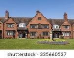 port sunlight  merseyside uk  ... | Shutterstock . vector #335660537