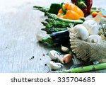 farm products  eco commerce   Shutterstock . vector #335704685