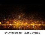 light gold and black.... | Shutterstock . vector #335739881