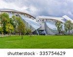 paris  france   april 25  2015  ... | Shutterstock . vector #335754629