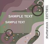 abstract vector background | Shutterstock .eps vector #33575851