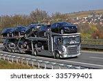 frankfurt germany   nov 05 ... | Shutterstock . vector #335799401