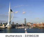 The Waterfront At Portsmouth...