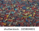 modern buildings of the city  ... | Shutterstock . vector #335804831