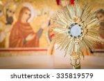 rome  italy   june 2015  ... | Shutterstock . vector #335819579