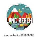 long beach city logo in...