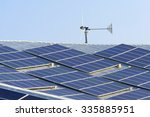 Solar Cell Panel And Wind...