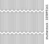 seamless geometric pattern.... | Shutterstock .eps vector #335895161