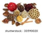 Christmas Pot Pourri Decoratio...