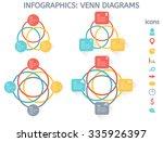 modern colorful set of... | Shutterstock .eps vector #335926397