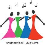 Female Barbershop Quartet Sing...