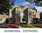 port sunlight  merseyside uk  ... | Shutterstock . vector #335944301