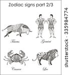 Zodiac Signs. Taurus. Gemini....