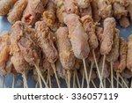 Fried Sausage Batter