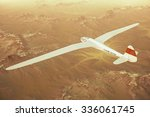 sepia toned render of a... | Shutterstock . vector #336061745