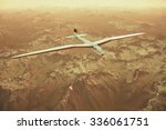 sepia toned render of a... | Shutterstock . vector #336061751